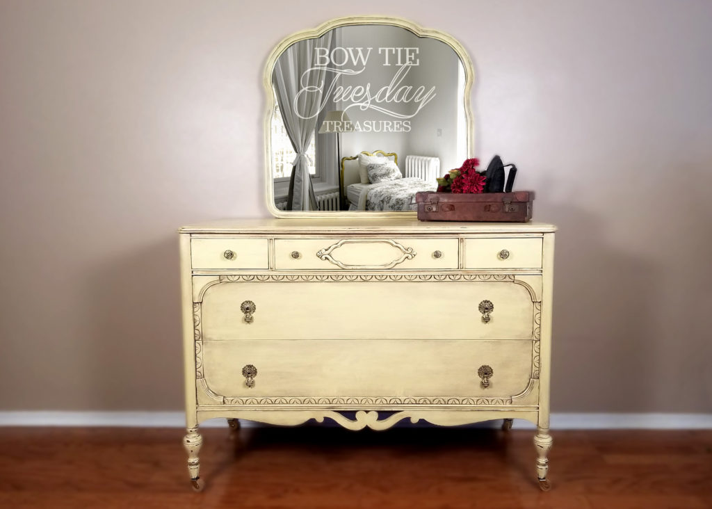 Taylor Made Furniture Dresser Bow Tie Tuesday Treasures 1